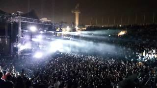 Hillsong United in Dubai- with everything