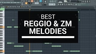 Best REGGIO & Zack Martino melodies in FL Studio (+FREE FLP & MIDIs)