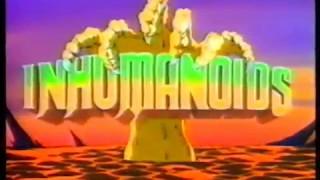 Inhumanoids - latino