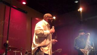 Derek Bordeaux performs I'm Still In Love with You live at Spaghettinis