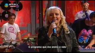 """Ágata"" (Medley) - Pedro Fernandes - 5 Para a Meia Noite"