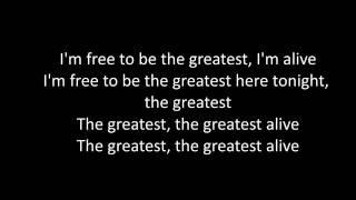 Sia - The Greatest Lyrics