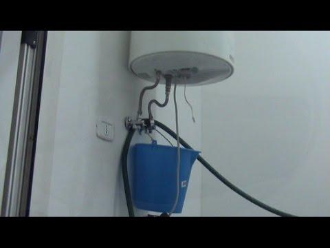 Come pulire l 39 interno di uno scaldabagno elettrico fai - Manutenzione scaldabagno elettrico ...