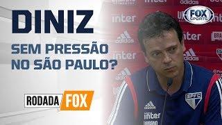 Sem pressão no São Paulo?