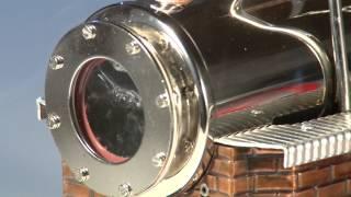 Wilesco D12 Dampfmaschine
