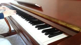 clouds by zach sobiech - piano cover