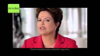 Leão sorrindo e rindo das mentiras da Dilma. 2015