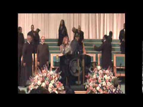 Dorinda Clark Cole-God has not forgotten you Part 2