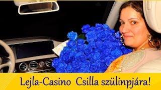 Lejla -Casino-Csilla szülinapjára! Official ZGstudio music