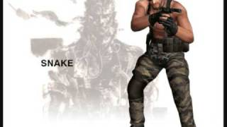Metal Gear 3 alert theme (Encounter)