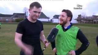 Glasgow Centurions Touch Rugby Club - STV Riverside Show Live