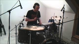 Soundgarden - Non-state actor ( Drum Cover )