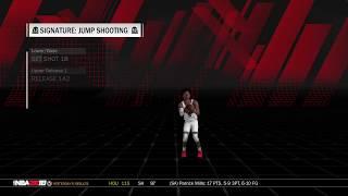 De'aaron Fox Nba 2k18 Jump Shot Fix