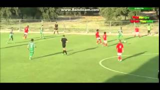 Juniores: Sporting CP 0-2 SL Benfica (Romário Baldé e Aurélio Buta)