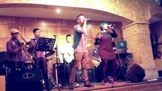 SOULJAH - Satu Frekuensi (Live Performance at Press Conference album THIS IS SOULJAH ,