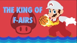 King Of F-Airs  Mario Montage