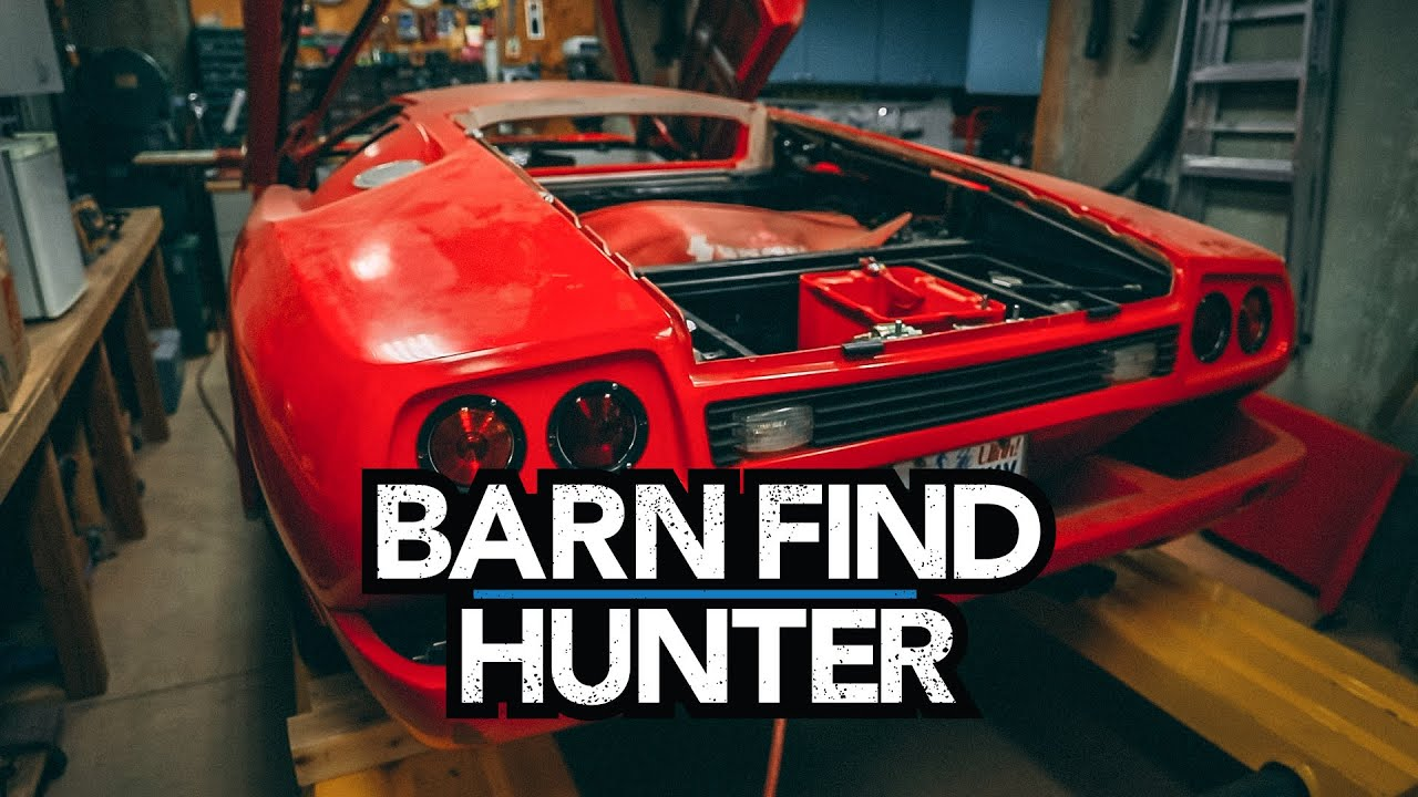 Pre-war to Performante: Barn Find Hunter in Utah hits paydirt—in a basement