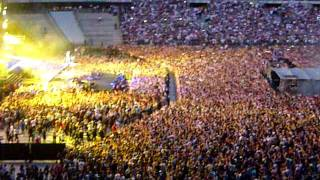 Extract of Michael Jackson - The Black Eyed Peas - Live Stade de France 25 Juin 2011