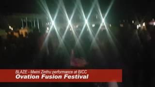 Blaze - Mwini Zinthu (Live at BICC)