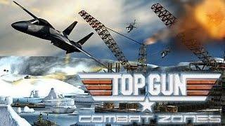TOP GUN Combat Zones (PS2)