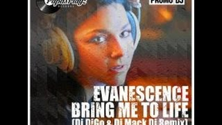 Evanescence - Bring Me To Life   [gypnorion remix]
