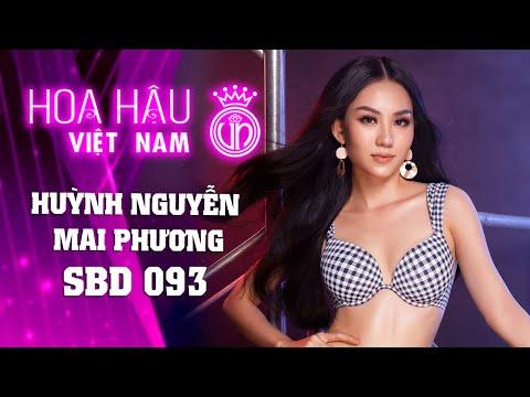 093 HUỲNH NGUYỄN MAI PHƯƠNG HOA HẬU VIỆT NAM 2020