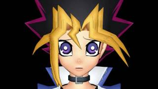 MMD (yugioh) yugi muto_there is noting in my head