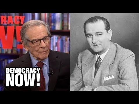 Robert Caro on how LBJ used oil connections to gain political power