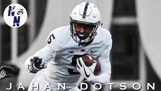 "Jahan Dotson Penn State Highlight Mix   ||   "" Going Bad ""   ᴴ ᴰ"