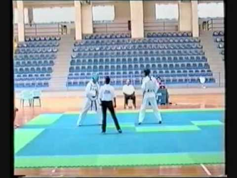 tae kwon do ioannis zachariadis