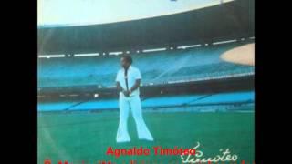 Agnaldo Timóteo - CD Frustações - Musica Adeus Pampa Minha