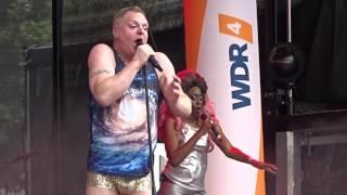 Erasure Live @Cologne Pride 2017 – Oh L'Amour