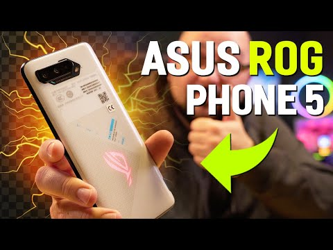 ASUS ROG PHONE 5 | Il Gaming su Mobile � …