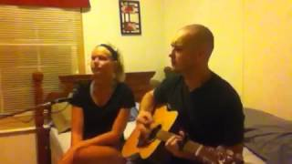 """Last kiss"" by Boyce avenue(cover by Brittany and Aaron Ell"