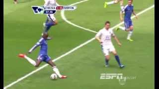 Chelsea 2-1 Everton (Premier League 2012-2013)