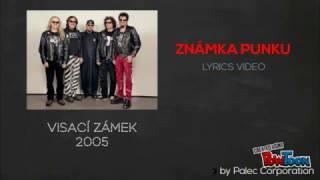 Visací zámek - Známka Punku (Lyrics & Text Video)