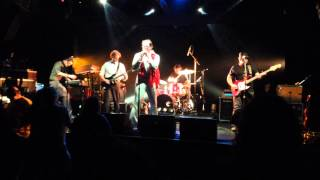 """Goon Squad"" - Elvis Prestello & The Tractionaires 2014-09-14 Echoplex. MUSACK Benefit show"