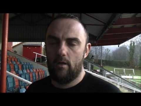 Hughes reacting to 3-2 win over Rhyl
