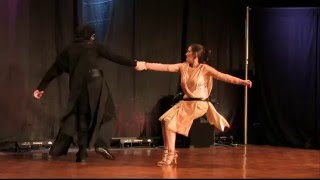 Star Wars Pasodoble - Dances With The Clergy Stars 2016