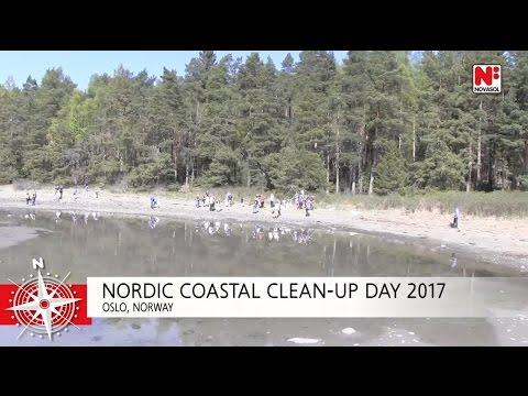 NOVASOL Norge på Nordisk Strandryddedag 2017