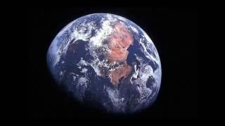 Planet Earth sound from space! Amazing video..