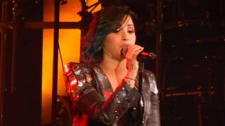 Demi Lovato (La La Land) - Hershey, PA - October 24, 2014