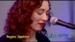 Regina Spektor - Samson (Lollapalooza 2007)