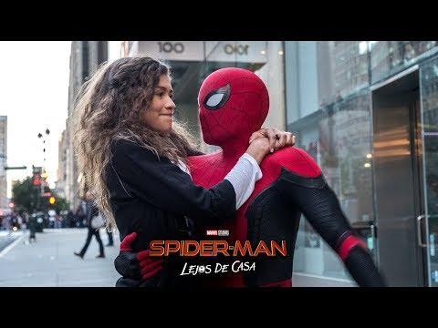 SPIDER-MAN: LEJOS DE CASA. Ponte el traje y empieza la aventura. En cines 5 de julio.