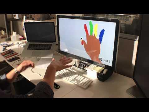 Interactive Turkey Handprint