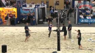 Sand Drills for Developing a Championship Team