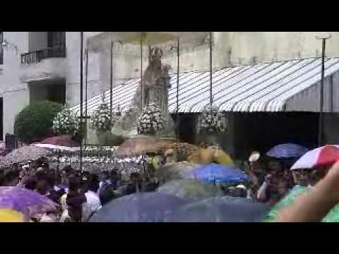 Virgen de Mercedes León Nicaragua 24 de sep 2011