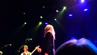 Patti Smith Performing Gloria from Horses in San Francisco