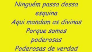 Las Divinas Gasolina Patito feo-Atréve a sonar-o Mundo de Patty.wmv
