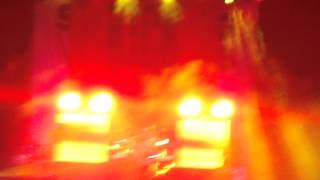 "Sleeping With Sirens - Intro/""Kick Me"" Live @ Viejas Arena in San Diego WORLD TOUR"